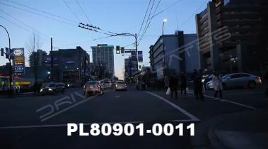 Vimeo clip HD & 4k Driving Plates Vancouver, BC Canada PL80901-0011