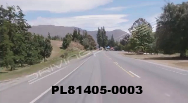 Vimeo clip HD & 4k Driving Plates Wanaka, NZ PL81405-0003