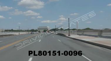 Vimeo clip HD & 4k Driving Plates Washington, DC PL80151-0096