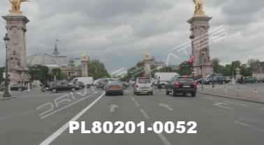 Vimeo clip HD & 4k Driving Plates Paris, France PL80201-0052
