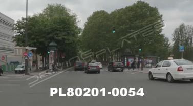Vimeo clip HD & 4k Driving Plates Paris, France PL80201-0054