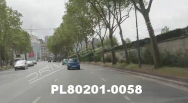 Vimeo clip HD & 4k Driving Plates Paris, France PL80201-0058