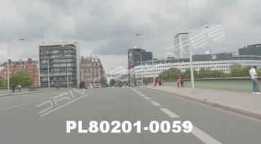 Vimeo clip HD & 4k Driving Plates Paris, France PL80201-0059