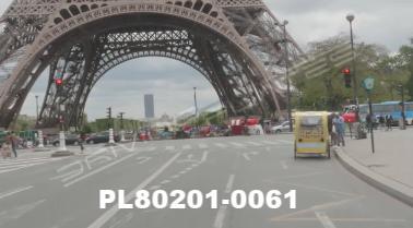 Vimeo clip HD & 4k Driving Plates Paris, France PL80201-0061