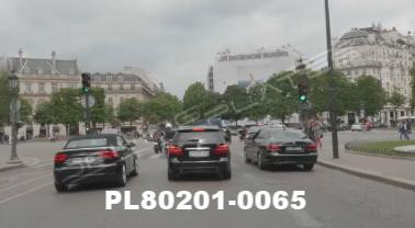 Vimeo clip HD & 4k Driving Plates Paris, France PL80201-0065