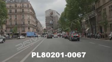 Vimeo clip HD & 4k Driving Plates Paris, France PL80201-0067