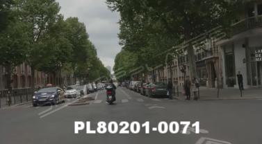Vimeo clip HD & 4k Driving Plates Paris, France PL80201-0071