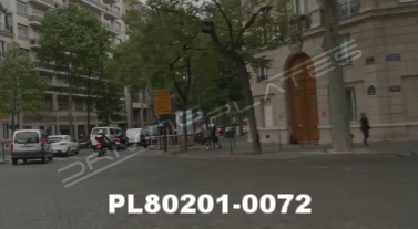 Vimeo clip HD & 4k Driving Plates Paris, France PL80201-0072