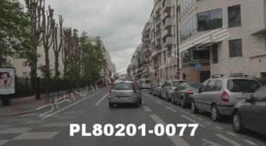Vimeo clip HD & 4k Driving Plates Paris, France PL80201-0077