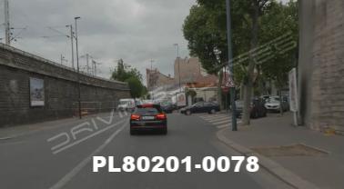 Vimeo clip HD & 4k Driving Plates Paris, France PL80201-0078