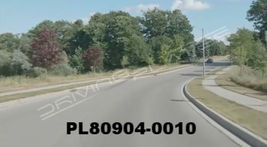 Vimeo clip HD & 4k Driving Plates Dundas, ON Canada PL80904-0010