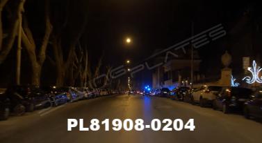Vimeo clip HD & 4k Driving Plates Rome, Italy PL81908-0204
