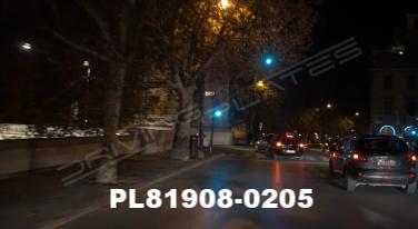 Vimeo clip HD & 4k Driving Plates Rome, Italy PL81908-0205
