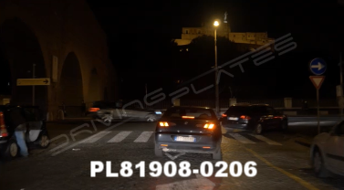 Vimeo clip HD & 4k Driving Plates Rome, Italy PL81908-0206