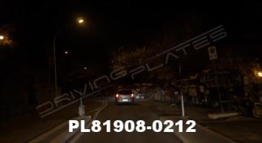 Vimeo clip HD & 4k Driving Plates Rome, Italy PL81908-0212