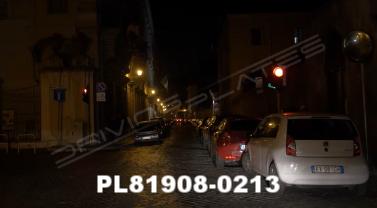 Vimeo clip HD & 4k Driving Plates Rome, Italy PL81908-0213