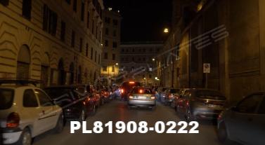 Vimeo clip HD & 4k Driving Plates Rome, Italy PL81908-0222