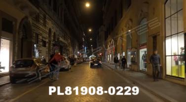 Vimeo clip HD & 4k Driving Plates Rome, Italy PL81908-0229