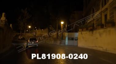 Vimeo clip HD & 4k Driving Plates Rome, Italy PL81908-0240