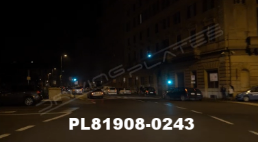 Vimeo clip HD & 4k Driving Plates Rome, Italy PL81908-0243