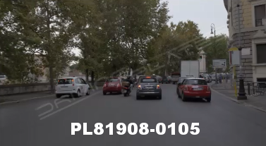 Vimeo clip HD & 4k Driving Plates Rome, Italy PL81908-0105