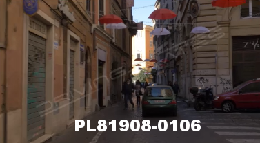 Vimeo clip HD & 4k Driving Plates Rome, Italy PL81908-0106