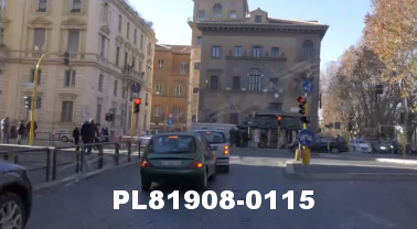 Vimeo clip HD & 4k Driving Plates Rome, Italy PL81908-0115