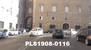 Vimeo clip HD & 4k Driving Plates Rome, Italy PL81908-0116
