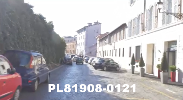Vimeo clip HD & 4k Driving Plates Rome, Italy PL81908-0121