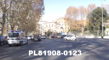 Vimeo clip HD & 4k Driving Plates Rome, Italy PL81908-0123