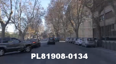 Vimeo clip HD & 4k Driving Plates Rome, Italy PL81908-0134