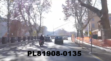 Vimeo clip HD & 4k Driving Plates Rome, Italy PL81908-0135