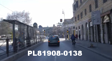 Vimeo clip HD & 4k Driving Plates Rome, Italy PL81908-0138