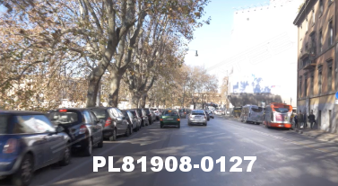 Vimeo clip HD & 4k Driving Plates Rome, Italy PL81908-0127