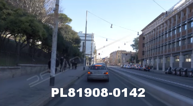 Vimeo clip HD & 4k Driving Plates Rome, Italy PL81908-0142
