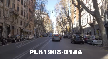 Vimeo clip HD & 4k Driving Plates Rome, Italy PL81908-0144
