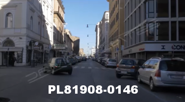 Vimeo clip HD & 4k Driving Plates Rome, Italy PL81908-0146