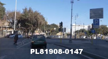 Vimeo clip HD & 4k Driving Plates Rome, Italy PL81908-0147