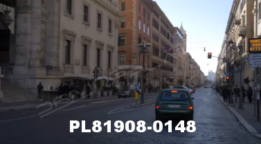 Vimeo clip HD & 4k Driving Plates Rome, Italy PL81908-0148