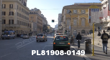 Vimeo clip HD & 4k Driving Plates Rome, Italy PL81908-0149