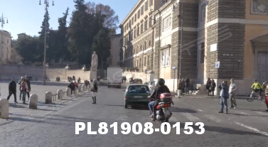 Vimeo clip HD & 4k Driving Plates Rome, Italy PL81908-0153