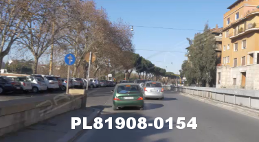 Vimeo clip HD & 4k Driving Plates Rome, Italy PL81908-0154