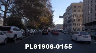 Vimeo clip HD & 4k Driving Plates Rome, Italy PL81908-0155