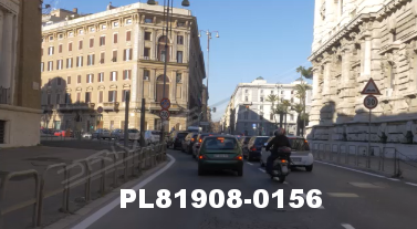 Vimeo clip HD & 4k Driving Plates Rome, Italy PL81908-0156