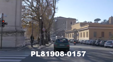 Vimeo clip HD & 4k Driving Plates Rome, Italy PL81908-0157