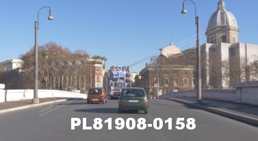 Vimeo clip HD & 4k Driving Plates Rome, Italy PL81908-0158