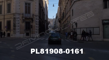 Vimeo clip HD & 4k Driving Plates Rome, Italy PL81908-0161