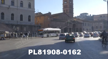 Vimeo clip HD & 4k Driving Plates Rome, Italy PL81908-0162