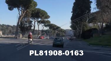 Vimeo clip HD & 4k Driving Plates Rome, Italy PL81908-0163