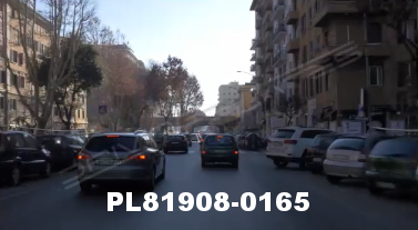 Vimeo clip HD & 4k Driving Plates Rome, Italy PL81908-0165